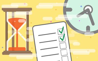 Time management e miglioramento della produttività