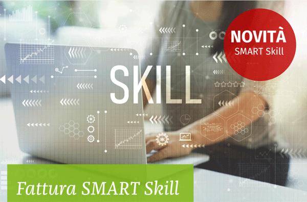 Fattura Smart – Le 5 nuove Smart Skills